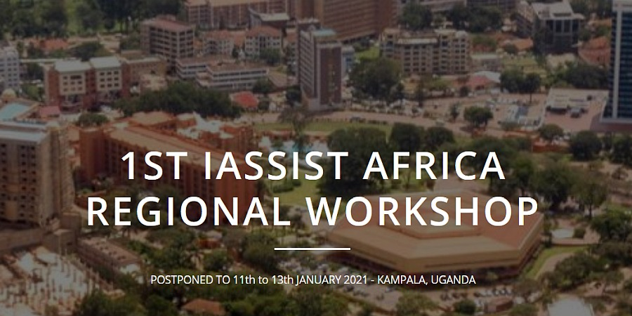 IASSIST Africa Regional Workshop 2020 logo